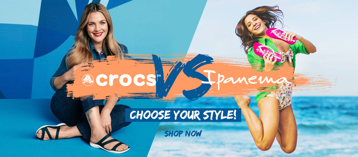 crocs Ipanema