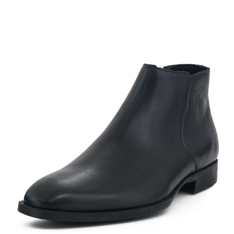 E-shoes Ανδρικά Μποτάκια Trussardi Jeans (77A040 Black) ebfe1d5b0fa