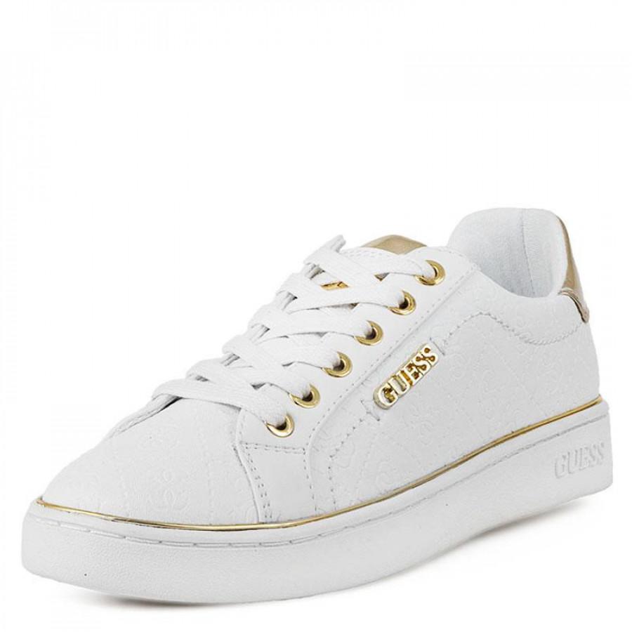 Γυναικεία Sneakers Guess BeckieFL5BEK White  afecce4cc34