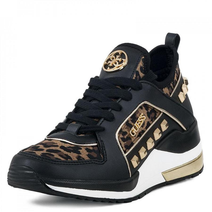 Γυναικεία Sneakers Guess JulyannFL5JUL Black  6a6bd6cef22