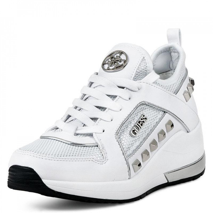 Γυναικεία Sneakers Guess JulyannFL5JUL White  337b7c2a7be