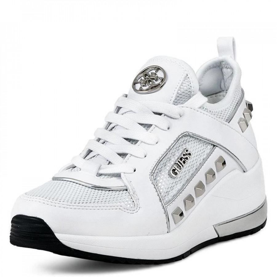 Γυναικεία Sneakers Guess JulyannFL5JUL White  337b7c2a7be