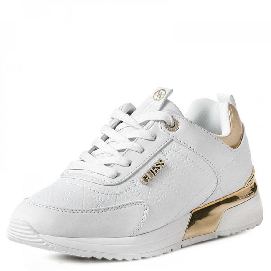Γυναικεία Sneakers Guess MarlynFL5MRL White  94b0f32af06