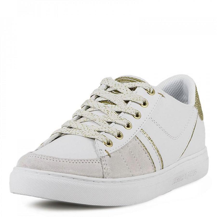 Γυναικεία Sneakers Trussardi Jeans79A00311 White  009dc8e7ee8