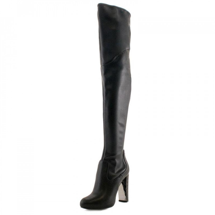 6947cf0624 Γυναικείες Μπότες Guess Doe2FLDO23 Black