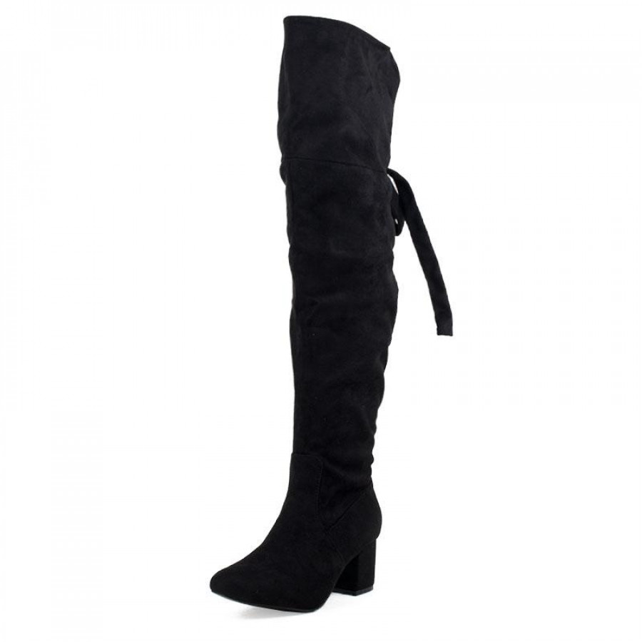 77d3ed55c2e Γυναικείες Μπότες La Coquette17579-16 Black S. | E-SHOES.GR