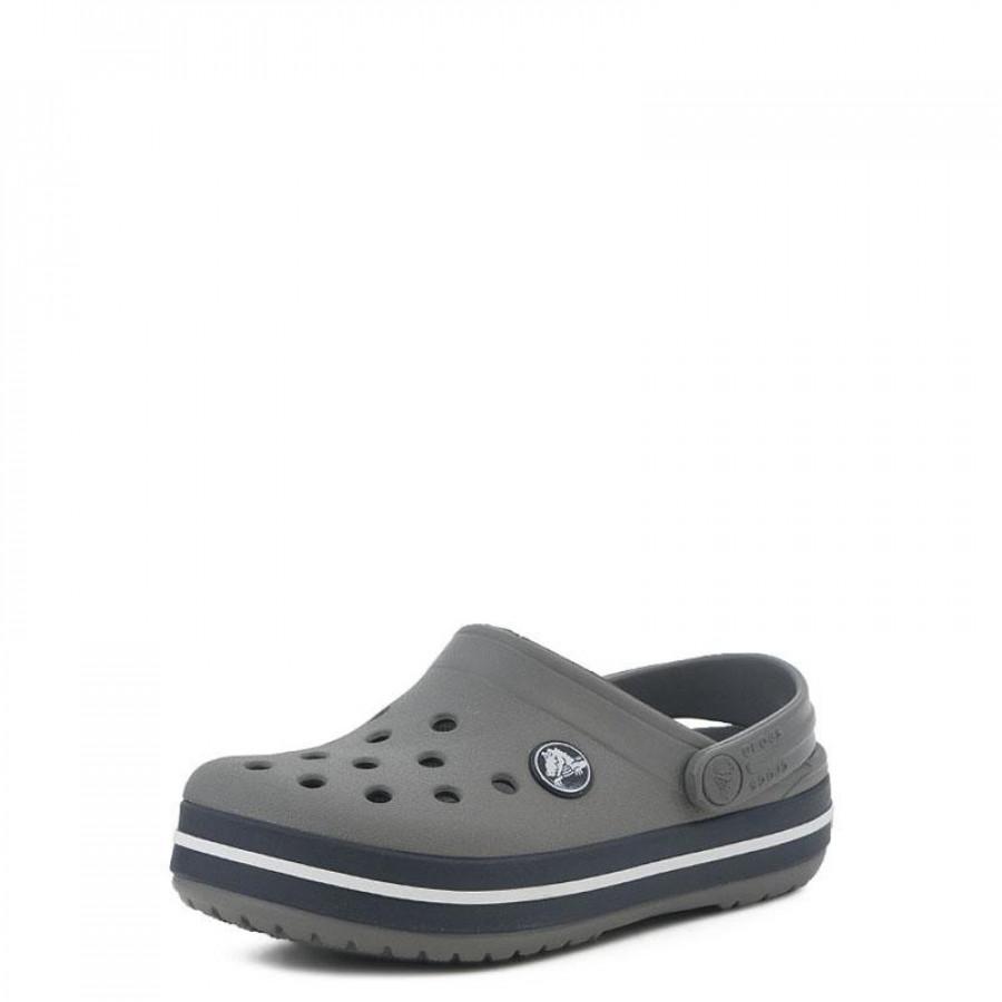 Παιδικά Σαμπό Crocband Clog K Crocs204537 Smoke05H  d380753104d