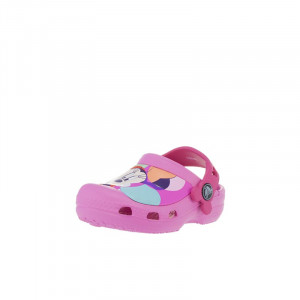 CC Minnie Colorblock Clog K Party Pink Roomy Fit