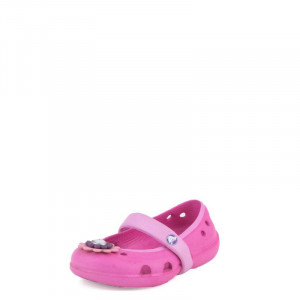 Keeley Petal Charm Flat PS P Crocs