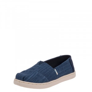 Alpargata Esp Linen Rope Youth Toms