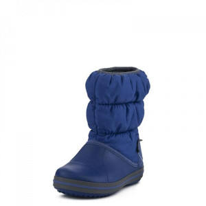 Winter Puff Boot Kids Crocs