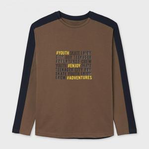 Παιδικές Μπλούζες Μακρυμάνικες Mayoral