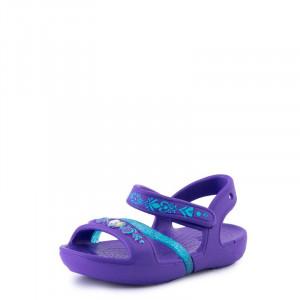 Lina Frozen Sandal Kids Crocs