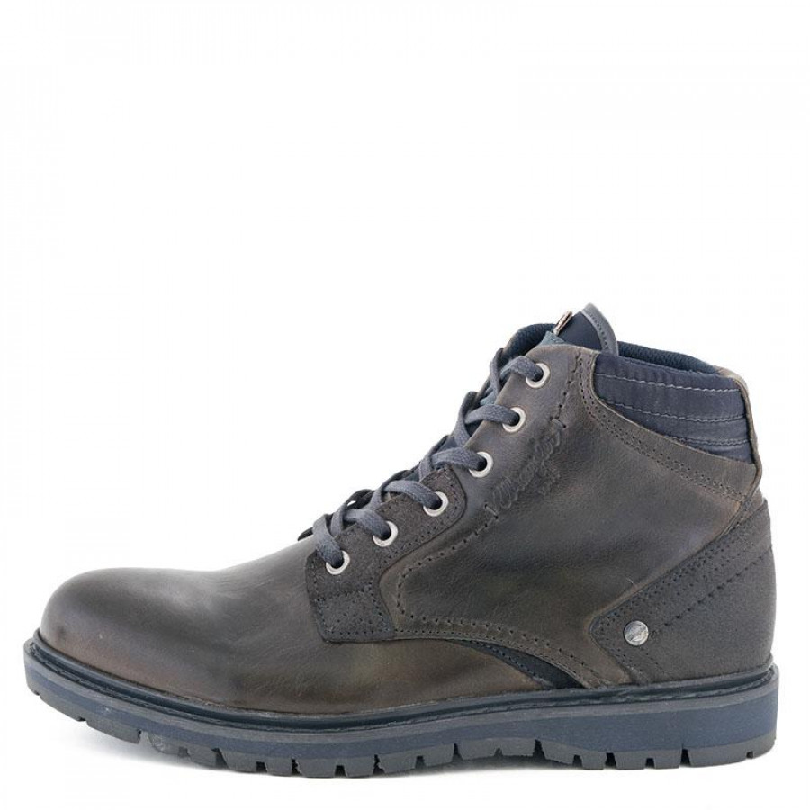 7a0d4166785 Ανδρικά Μποτάκια Wrangler MiwoukWM172015 Anthracite | E-SHOES.GR