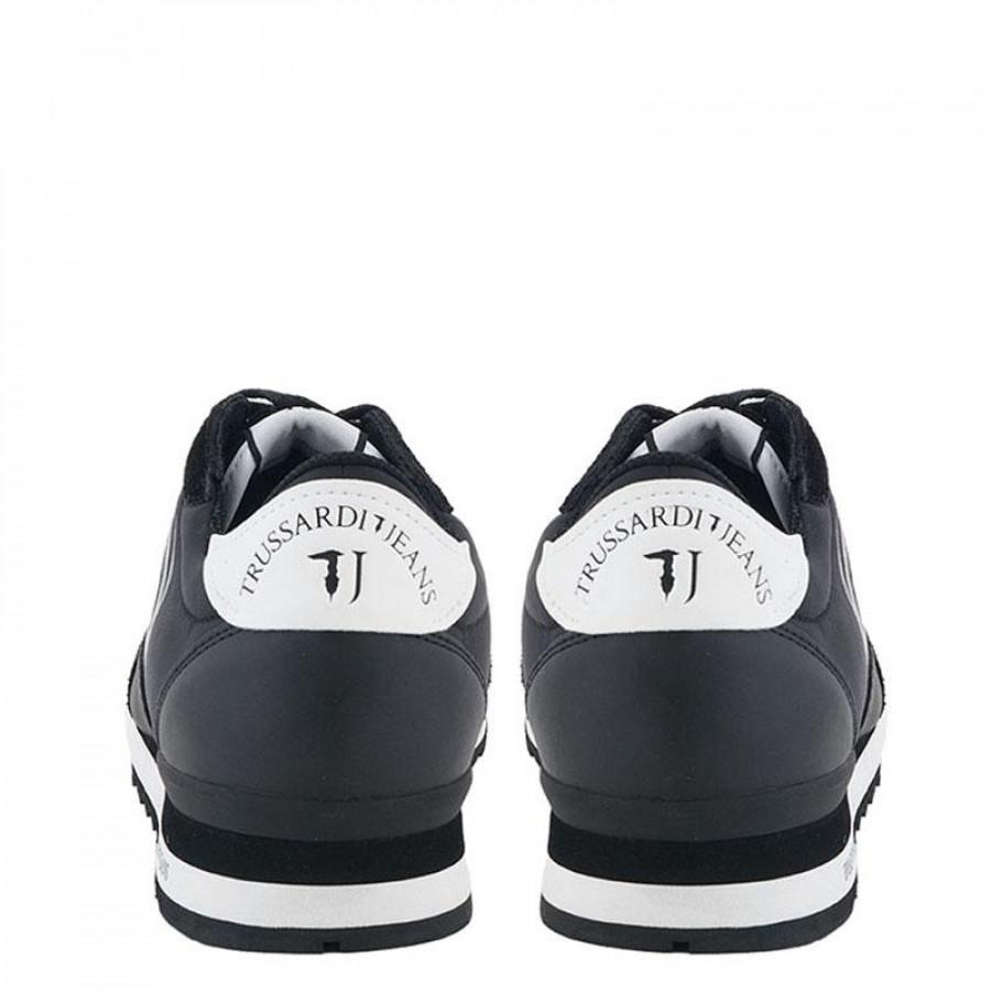 Ανδρικά Sneakers Trussardi Jeans77A022 Black  d8c1c199a94