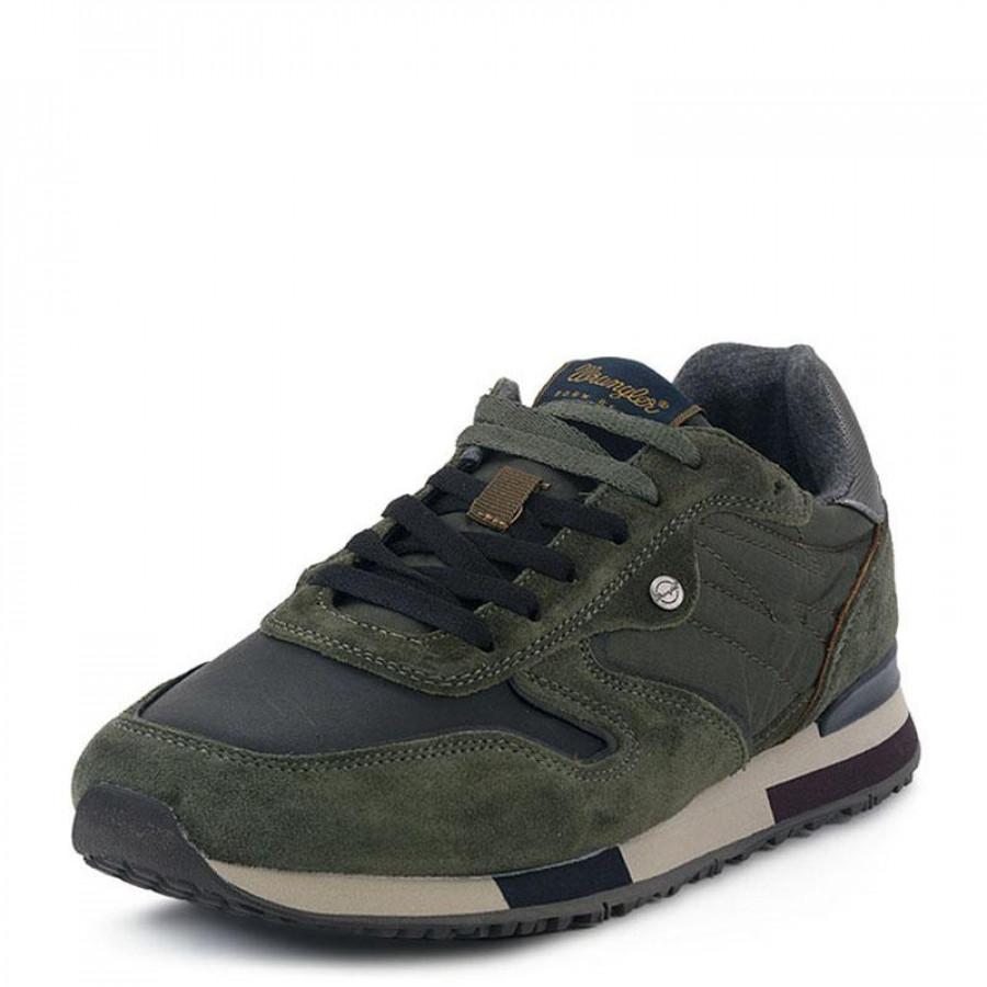 Ανδρικά Sneakers Wrangler ForestWM172180 Khaki  e5f28d3b1d9