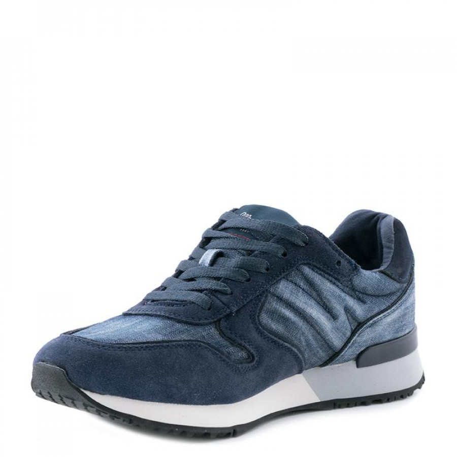 Ανδρικά Sneakers Wrangler ForestWM171085 Blue  ec7a5d99671