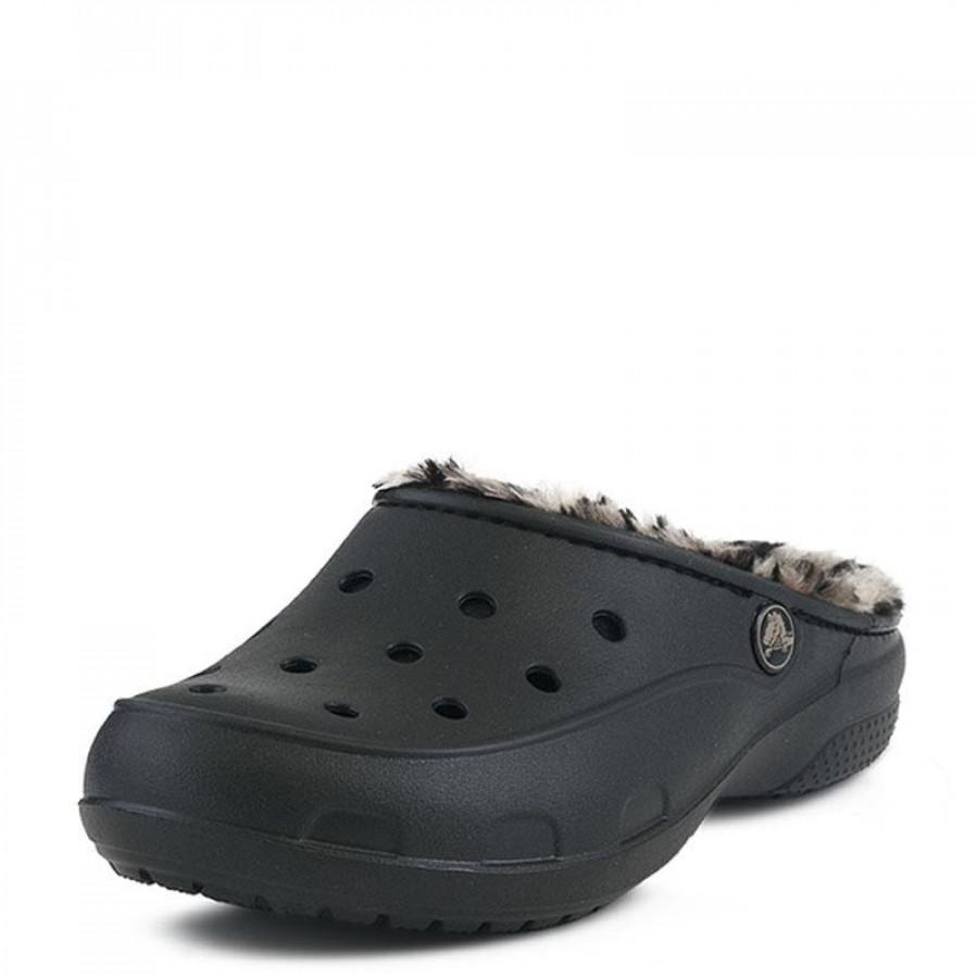sale retailer 184df b1440 Crocs Freesail Leopard Linen W