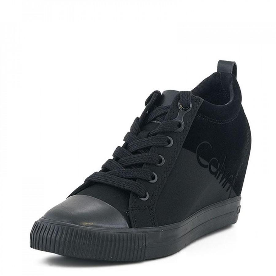 Γυναικεία Sneakers Calvin Klein RoryR0647 Black  0c065d626fd