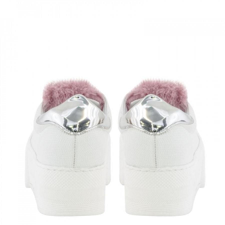 98ce604a8fb Γυναικεία Sneakers Grumman97021 White | E-SHOES.GR