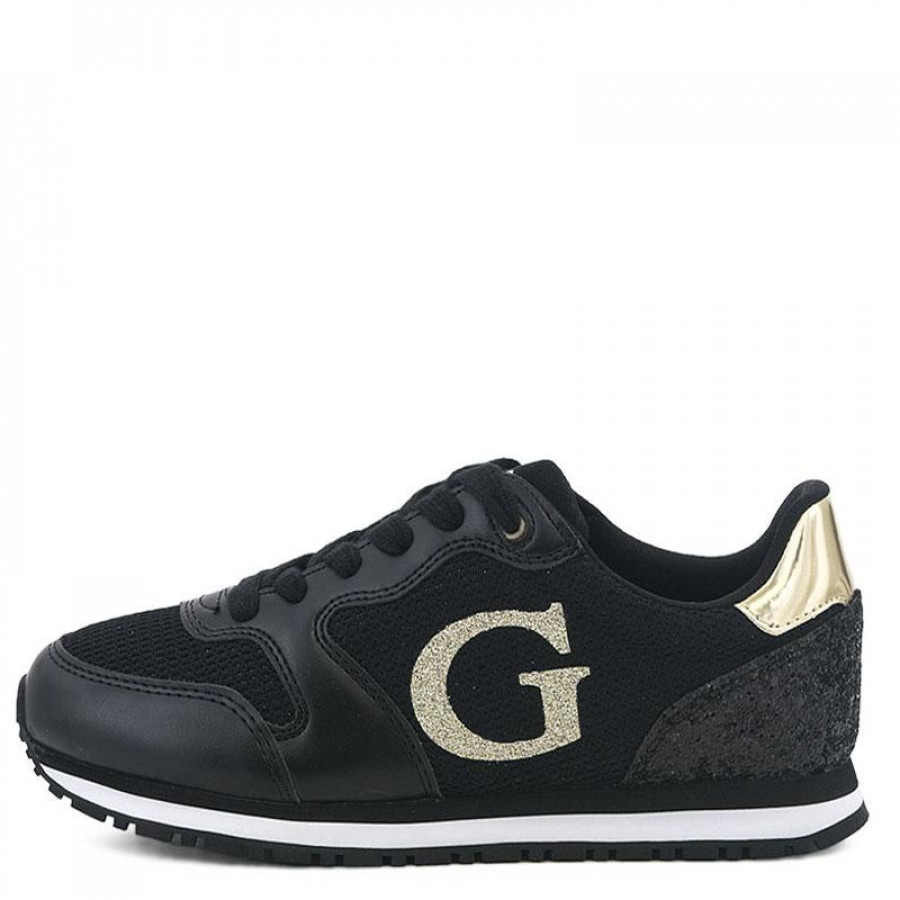 Γυναικεία Sneakers Guess Johnny2FLJHN1 Black  df39b60a05d