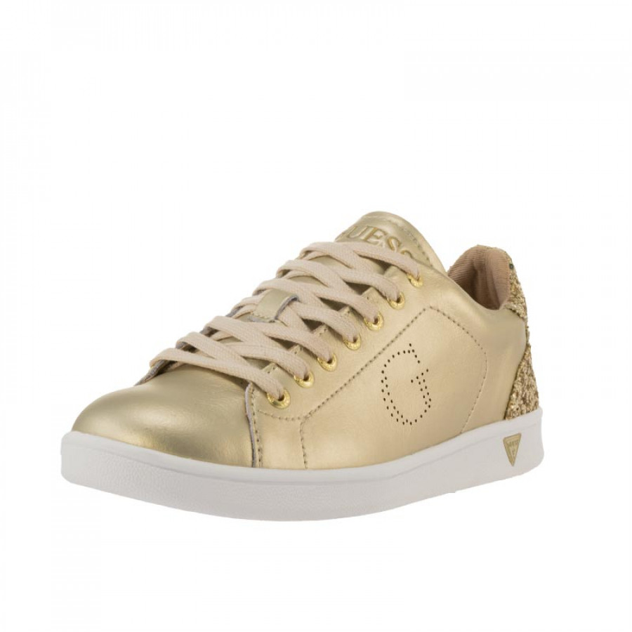Γυναικεία Sneakers Guess FLSUP3 SUP12 Χρυσά  65e7d4a805e