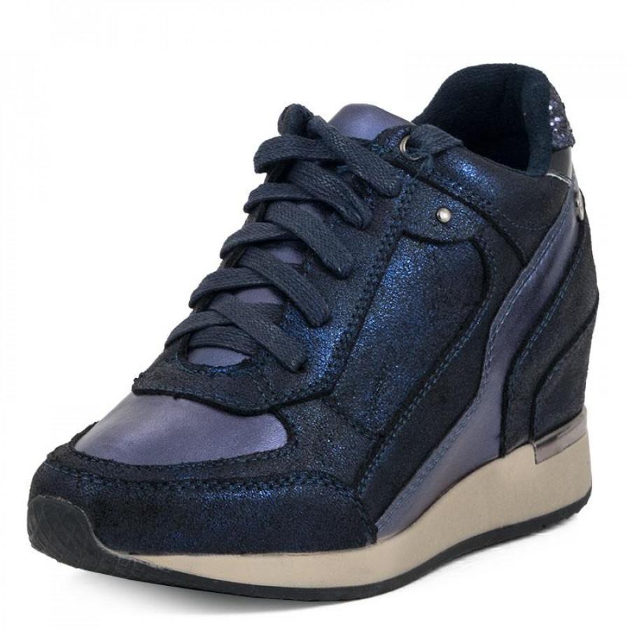 Γυναικεία Sneakers Xti. Κωδικός  48261 Blue 6dec861b9f5