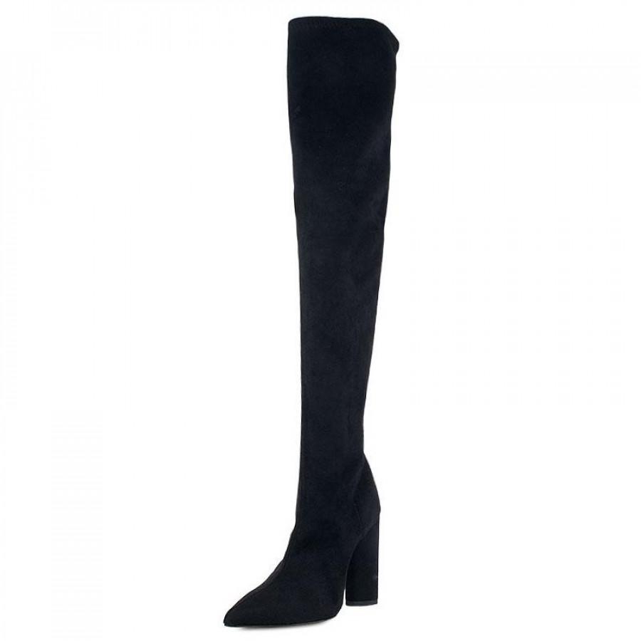 0df15056a79 Γυναικείες Μπότες Sante18208-1 Black | E-SHOES.GR