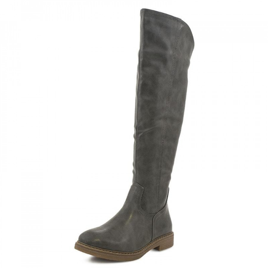be19cefc574 Γυναικείες Μπότες La CoquetteB17007-20 Grey | E-SHOES.GR