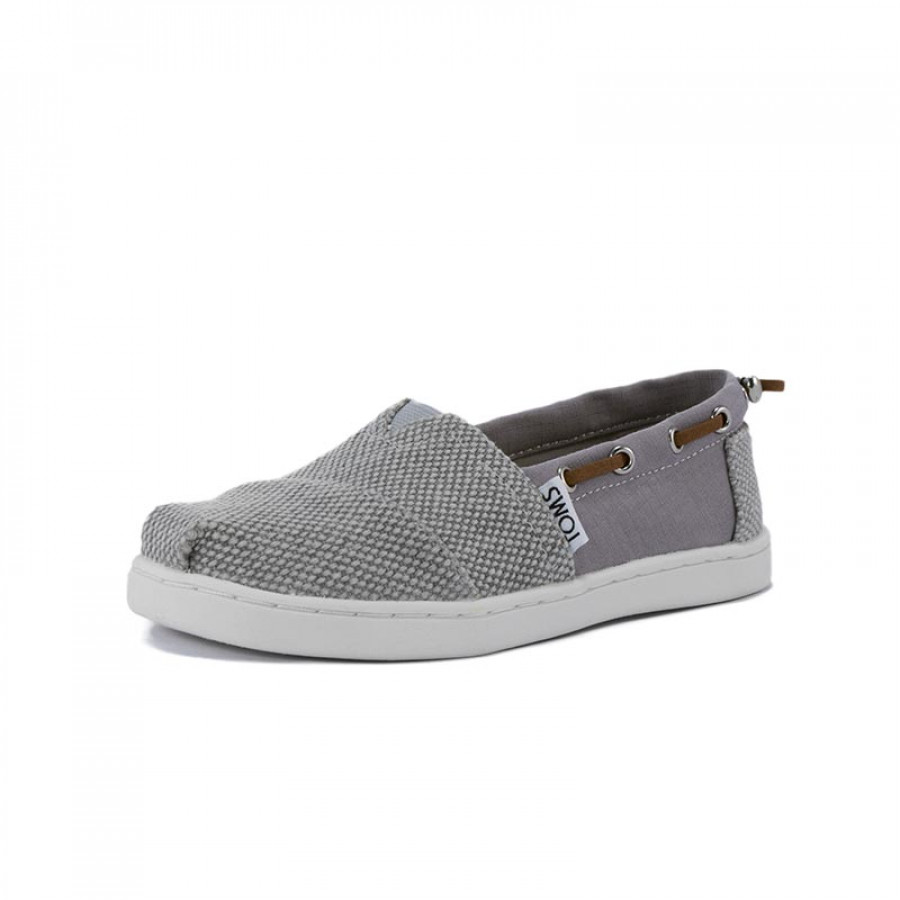 Παιδικές Εσπαντρίγιες Toms Youth Bimini Grey Farren Cotton Ripstop ... db2f8089a58