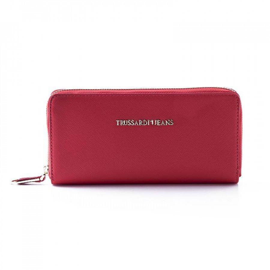 956e1711e7 Γυναικεία Πορτοφόλια Trussardi Jeans75P491 Red