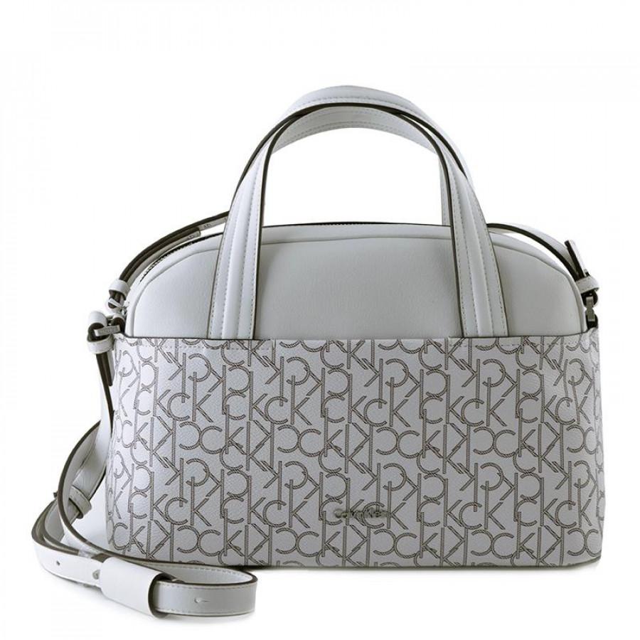 Γυναικείες Τσάντες Calvin Klein Tin4K602517 White  709b6cd7685