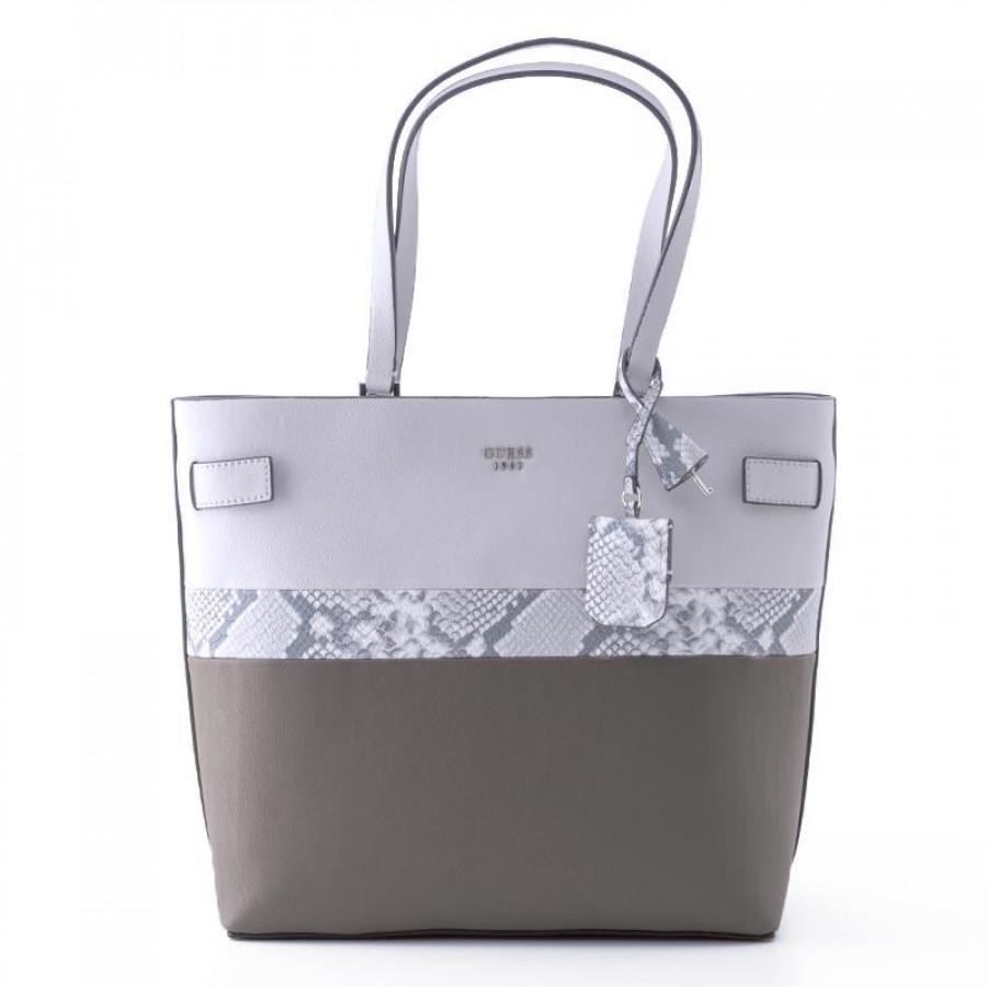 8db37223a5 Cate Tote Handbag Guess JeansHWMP62 30 Lila
