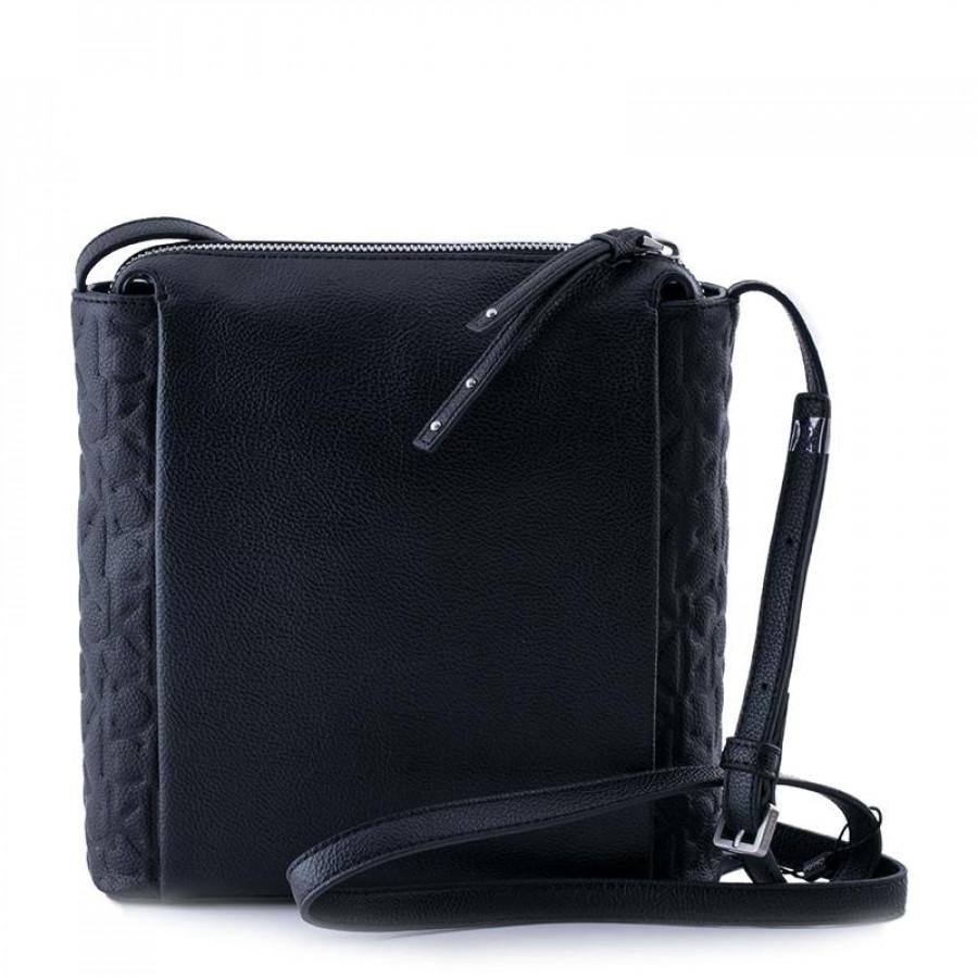 Γυναικείες Τσάντες Calvin Klein JeansK602218 Black  ed9e7cfdd3b