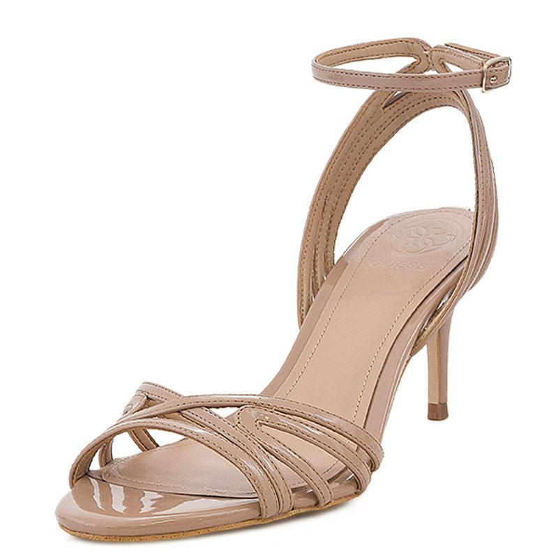 E-shoes Γυναικεία Πέδιλα Guess Noah (FLNOA1-PAF03 Nude) ac807ce1b89