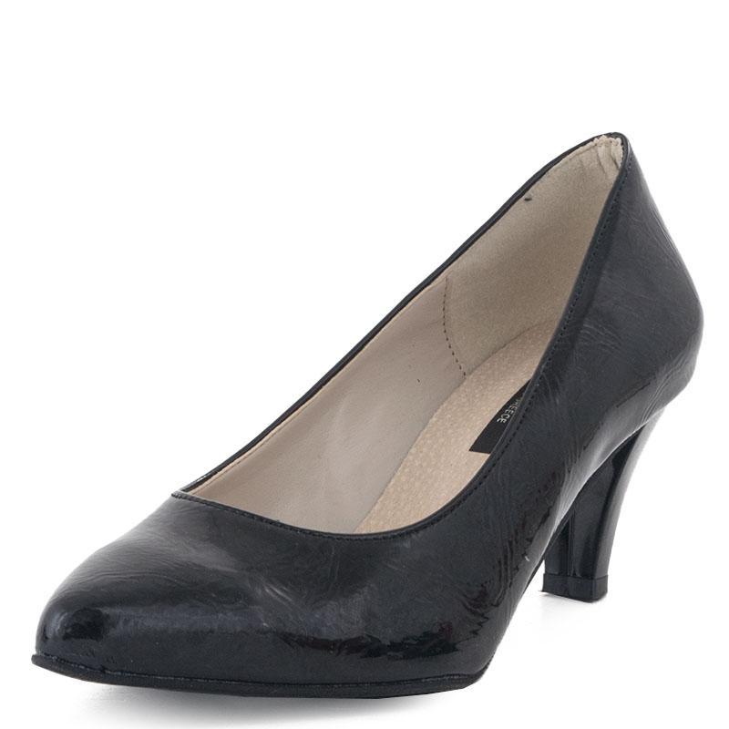 E-shoes Γυναικείες Γόβες G B (GB515 Black) 1adf60caf3d