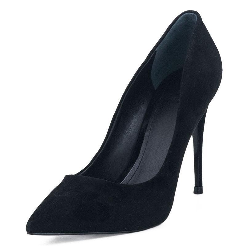 E-shoes Γυναικείες Γόβες Guess Oakley (FLOKY4 Black) 81471d3fbbc