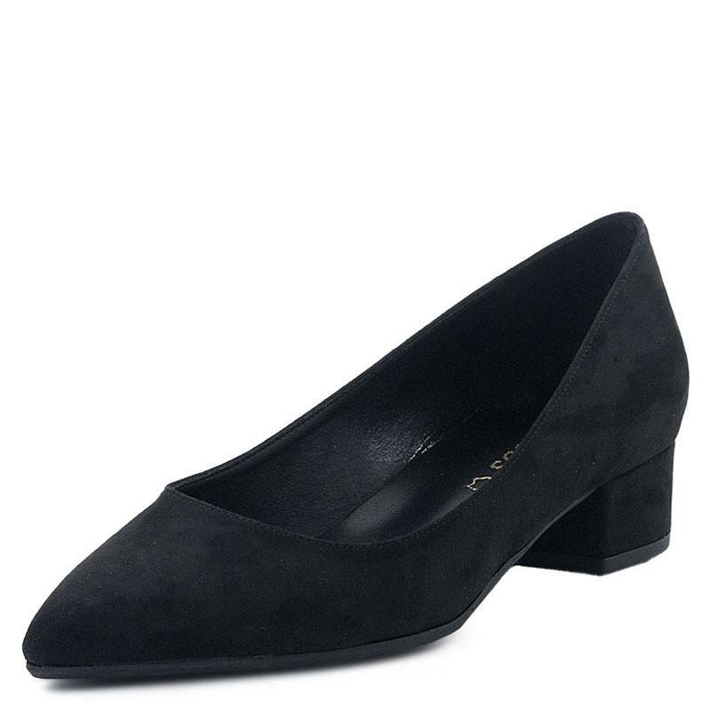 E-shoes Γυναικείες Γόβες Moods (2542 Black S.) 3cb993bd52f