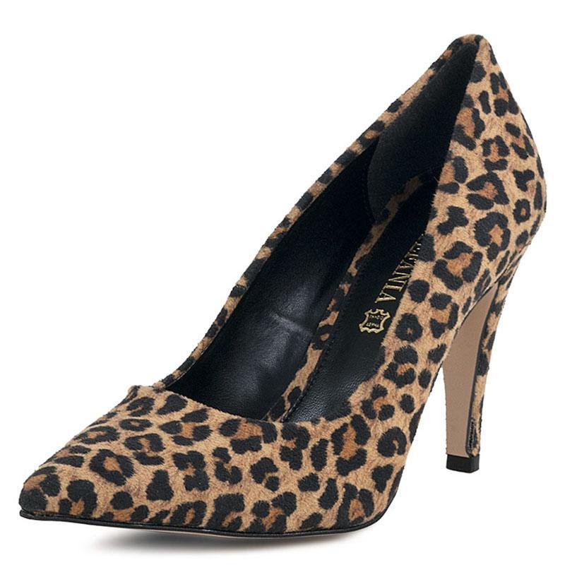 E-shoes Γυναικείες Γόβες Stefania (S1910 Leopard) 06b573a4968