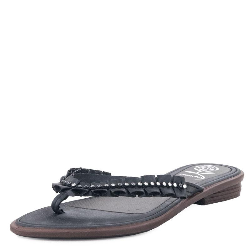 E-shoes Γυναικείες Σαγιονάρες Grendha (780-3111 Black) 1bd37e8f55d