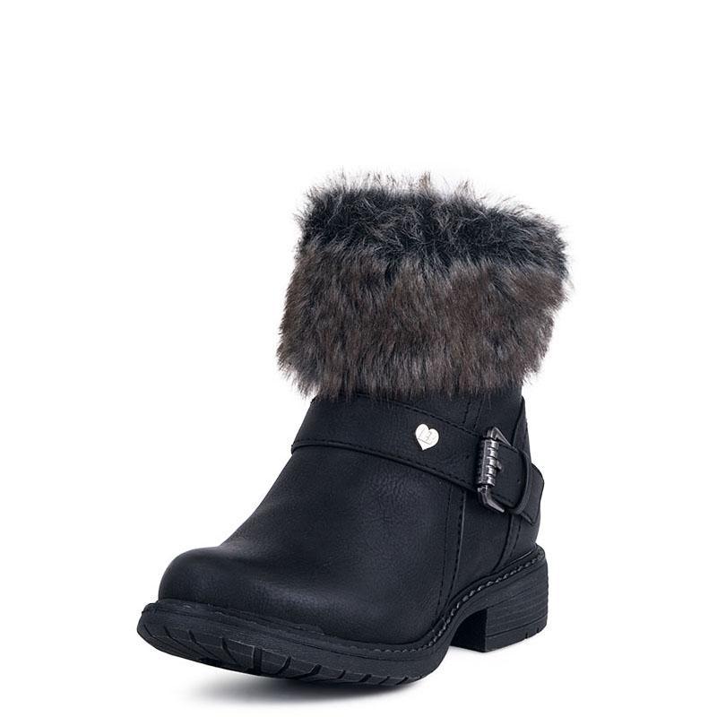 f87db417966 E-shoes Παιδικά Μποτάκια Beppi (2167110 Black)