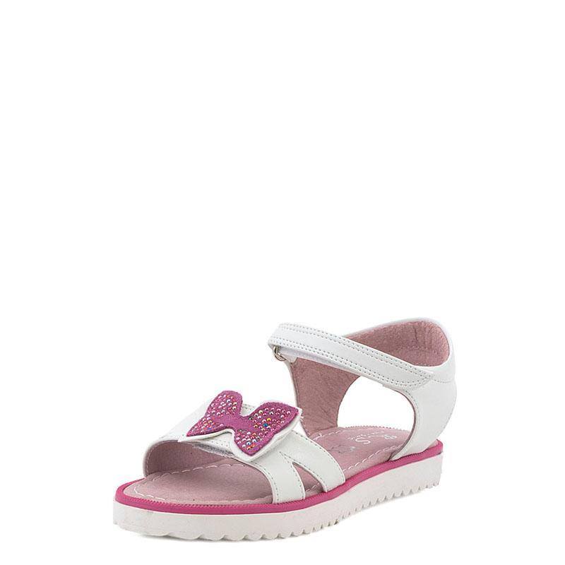 53909da76c E-shoes Παιδικά Πέδιλα RS (S18-RS52 White)